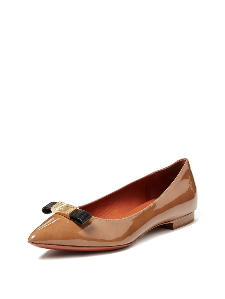 Marc Jacobs pointed-toe ballet flat