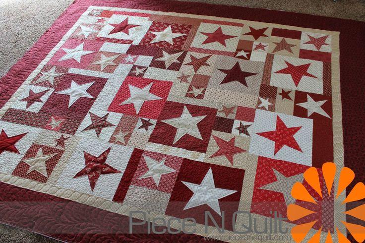 Piece N Quilt: Buggy Barn Stars