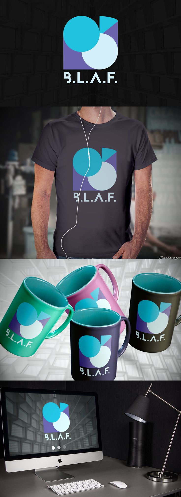 Follow if you want to see more!   #logo #logodesign #logodesigners #graphic #design #graphicdesign #illustrator #graphicdesigners #B.L.A.F. #educational #learning #online #simplelogos #simplycity #logodesignersforhire