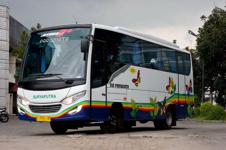 Kemanapun wisata Anda pastikan Menggunakan Bus Suryaputra.