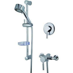 Wickes Rayo Manual Mixer Shower Chrome | Wickes.co.uk £99.99