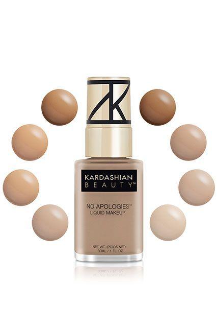 Kardashian Beauty No Apologies Liquid Makeup, $12.99, available on July 8 at KBeauty. ...