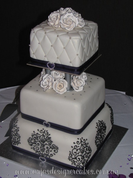 Anja's Designer Cakes - cake icing Townsville - cake decorating Townsville - wedding cakes Townsville - birthday cakes Townsville - cake icer Townsville