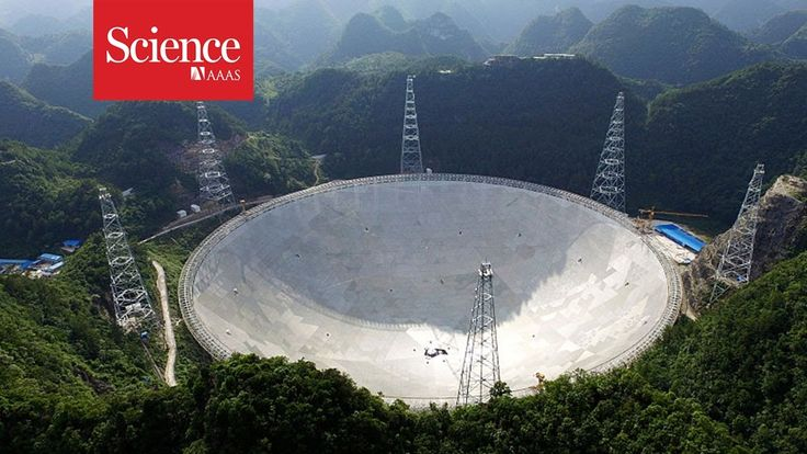 The world's largest telescope is about to come online