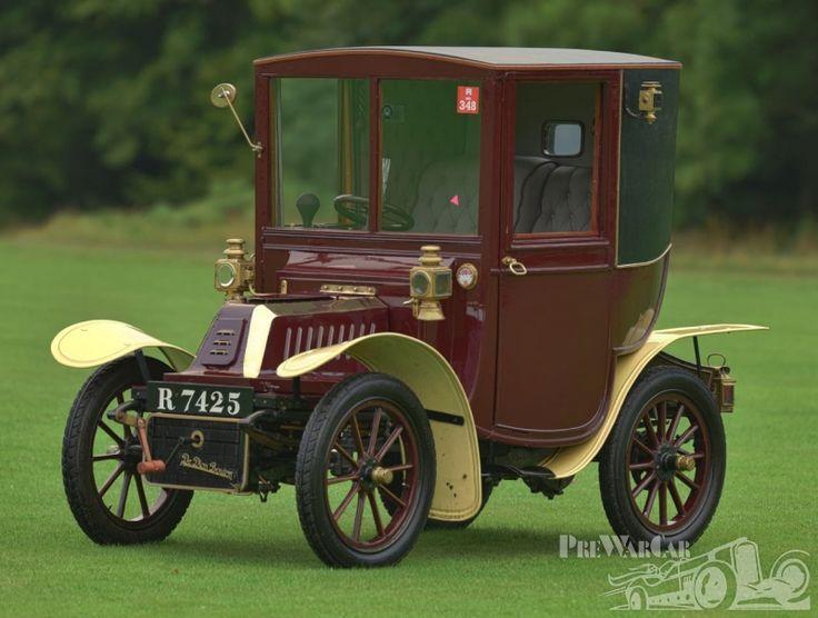 1904 De Dion-Bouton