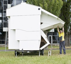New Portable Housing Being Developed In Tasmania