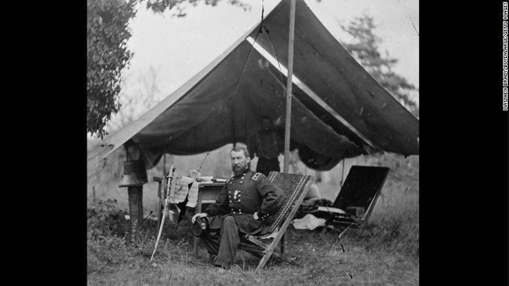 "Gen. Philip Sheridan's troops dealt a major blow to Robert E. Lee's Confederate army on April 6, capturing nearly a quarter of his men. At Appomattox Court House on April 9, 1865, Sheridan blocked Lee's escape. Gen.  Ulysses S. Grant wrote of Sheridan that he ""has no superior as a general, either living or dead, and perhaps not an equal."""