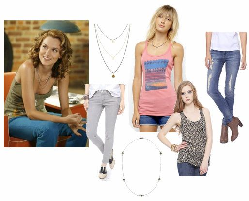 cheap flights to miami florida from toronto to new york For Day    One Tree Hill Fashion  How to Dress Like Peyton Sawyer