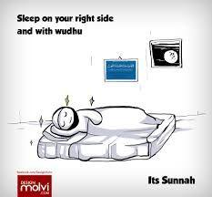 its sunnah........