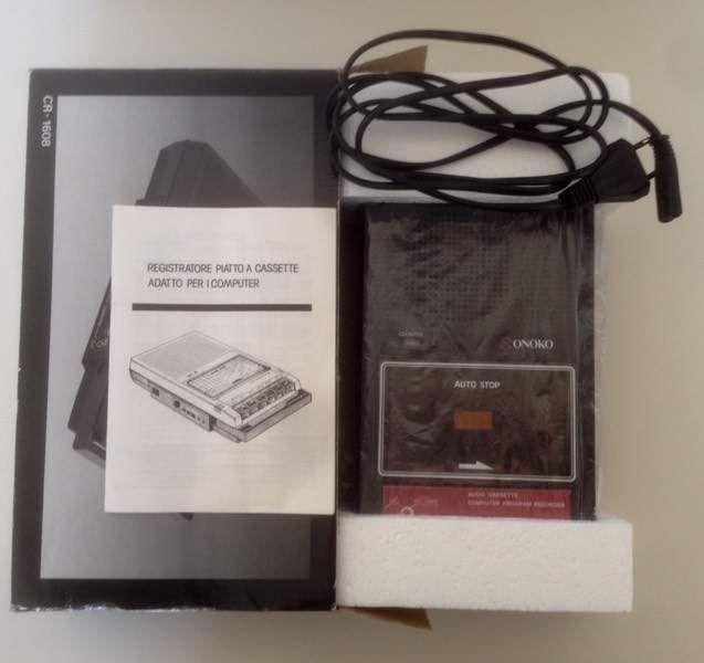 Vendo registratore audio cassette mangianastri #Sonoko CR-1608  #audio #vintage   #hifi   #mangianastri   #mangiacassette   #musica  #music #nastri  #cassetta   #audiocassette   #audiocassetta   #musicassetta  #nastro
