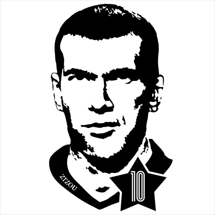 Shirt Zinedine Zidane