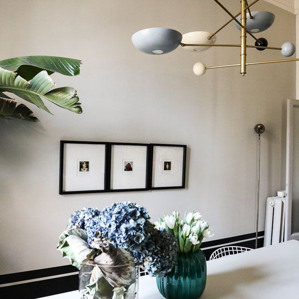 Black String Shade Chandelier 496 P Jpg: 115 Best Hanging Lights Images On Pinterest