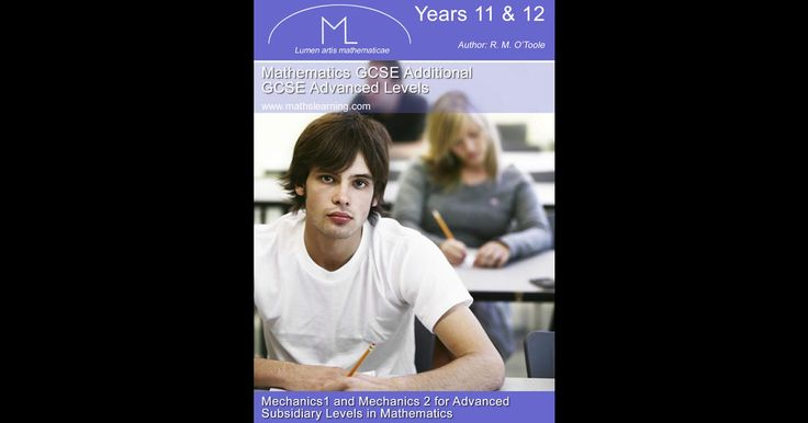 Read a free sample or buy Mathematics GCSE Additional/GCE Advanced Levels by R.M. O'Toole, B.A., M.C., M.S.A., C.I.E.A.. You can read this book with iBooks on your iPhone, iPad, iPod touch or Mac.