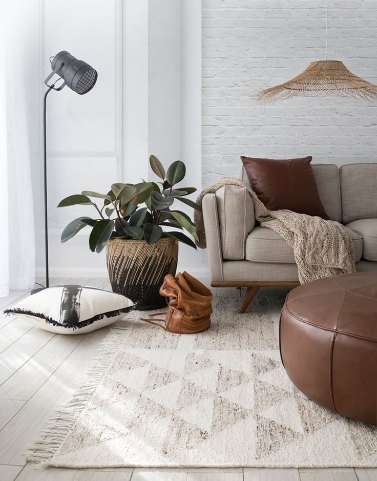 Snuggle up to beautiful blankets and soft cushions. You can recreate this look easy! How do you create a space that you love coming home to?