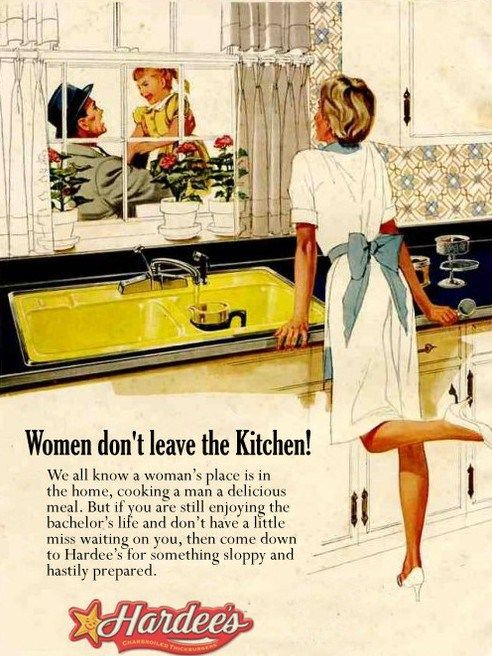These 45 Shockingly Sexist Vintage Ads Will Make You Glad ...