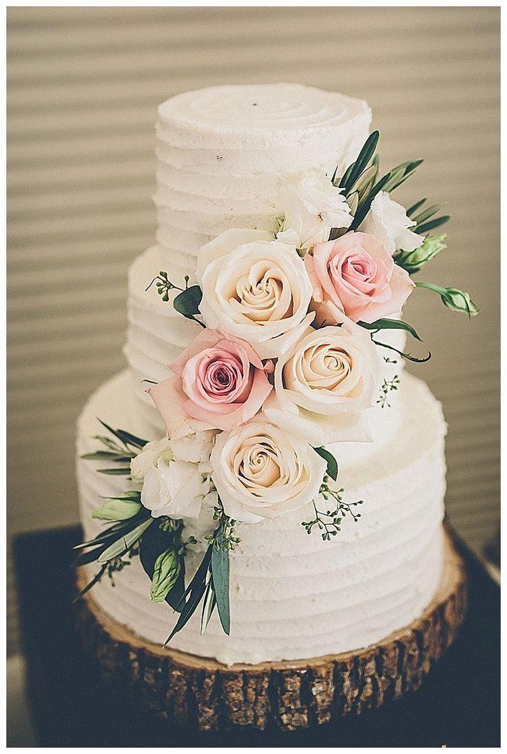 Erstaunliche rustikale Hochzeitstorten   – Torten