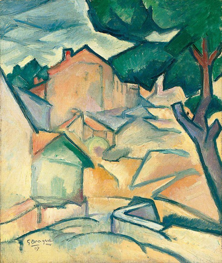 Georges Braque Fauvisme