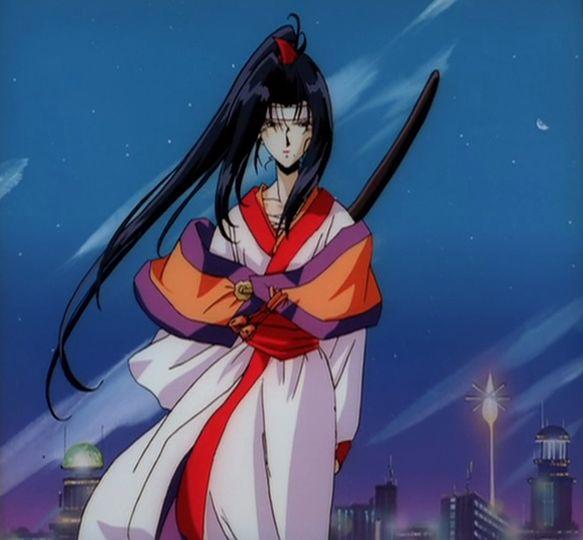 Suzuka - Favorite Outlaw Star Character