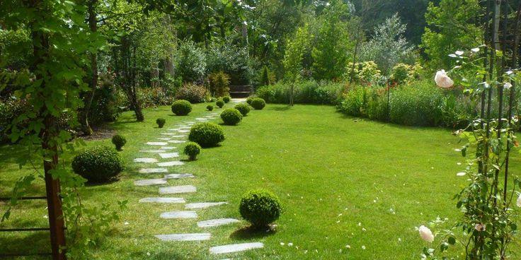 Jardin anglais : remark l'aménager ?