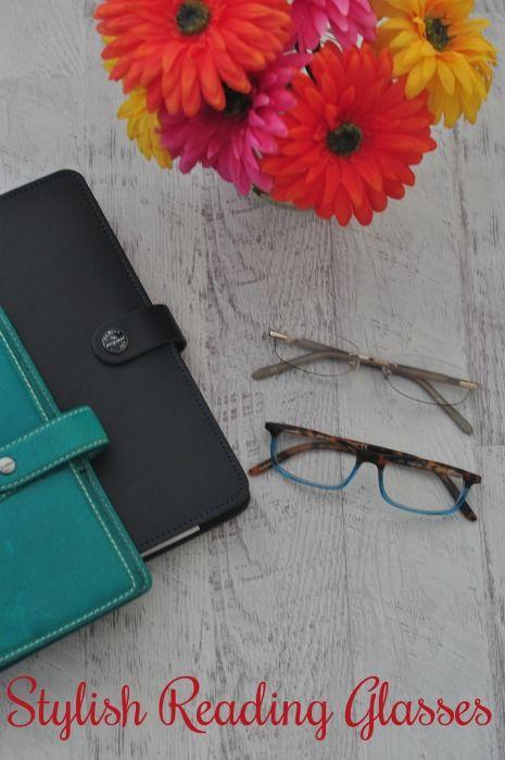 A Roundup of Stylish Reading Glasses