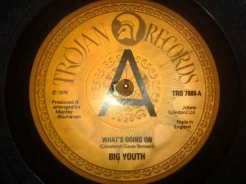 Big Youth - What's Going On