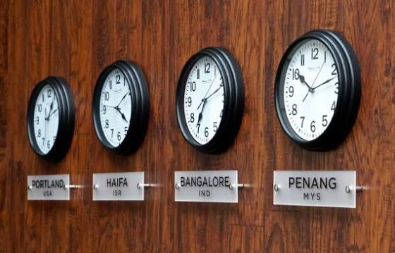 17 Best Ideas About Time Zone Clocks On Pinterest