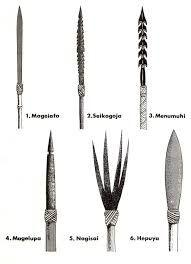 types of arrows