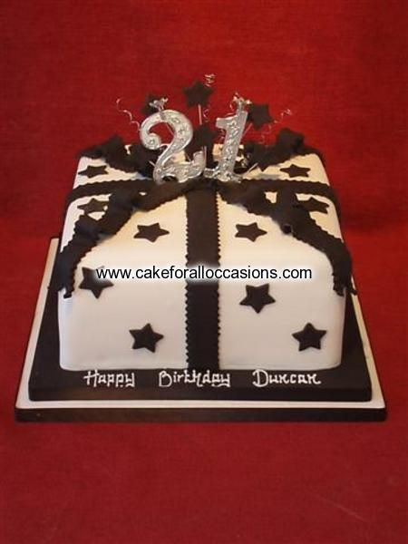 Cake M030 :: Men's Birthday Cakes :: Birthday Cakes :: Cake Library - Cake for all Occasions