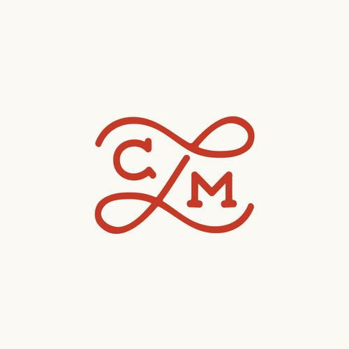"""Love this monogram with the """"L"""""""