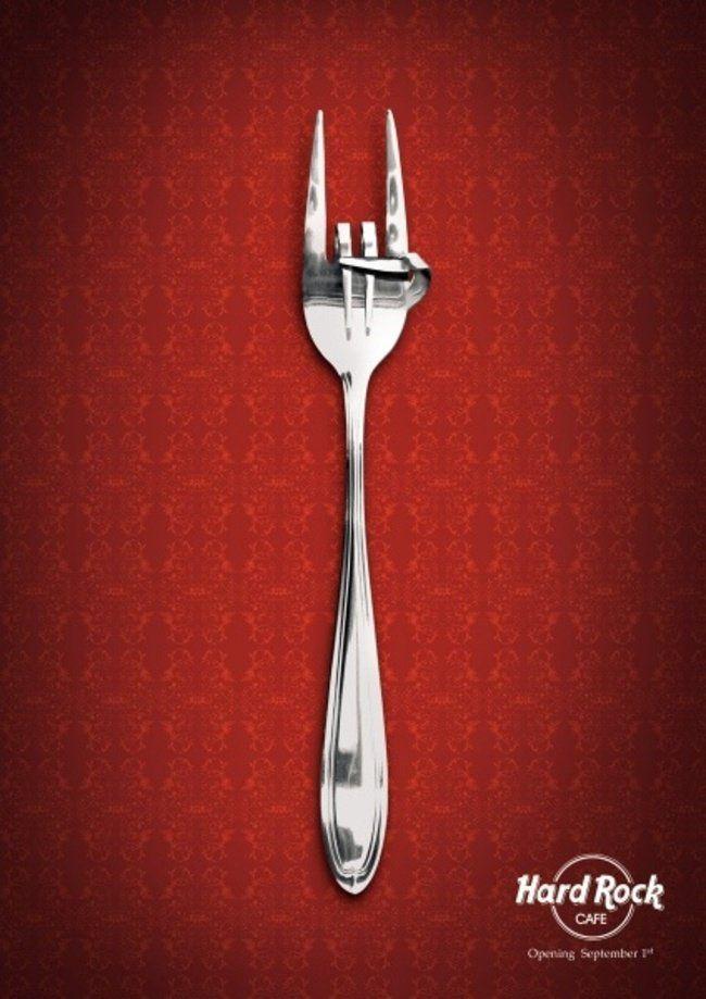 Hard Rock Café ad, Radu OLTEANU, 2008.