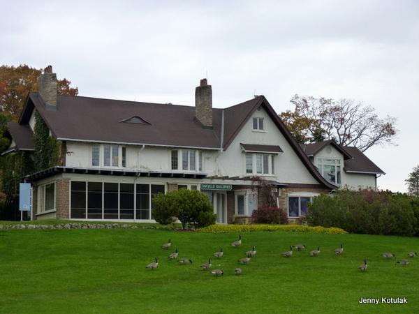 Gairloch Gardens, Lake Ontario, Oakville Ontario, Jenny Kotulak photo