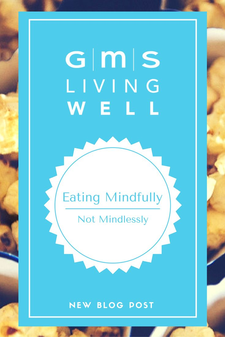 Our new blog post is up! Today's post is about eating mindfully not mindlessly. What does that really mean? Get rid of those distractions - TV, your smart phone & just enjoy your food! On most days that can be easier said than done but a good post-Halloween read to help us eat healthily. Check it out!