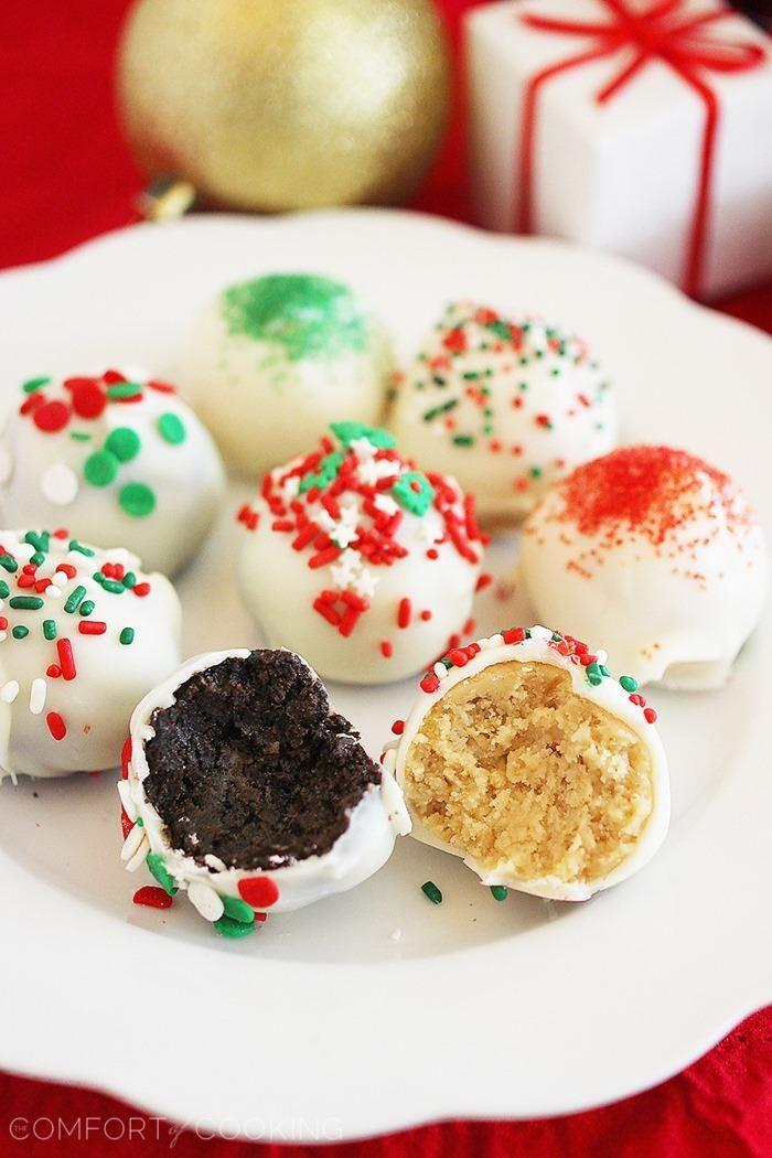 Easy No make Oreo Truffles for Christmas | 10 Christmas Sweets & Treats