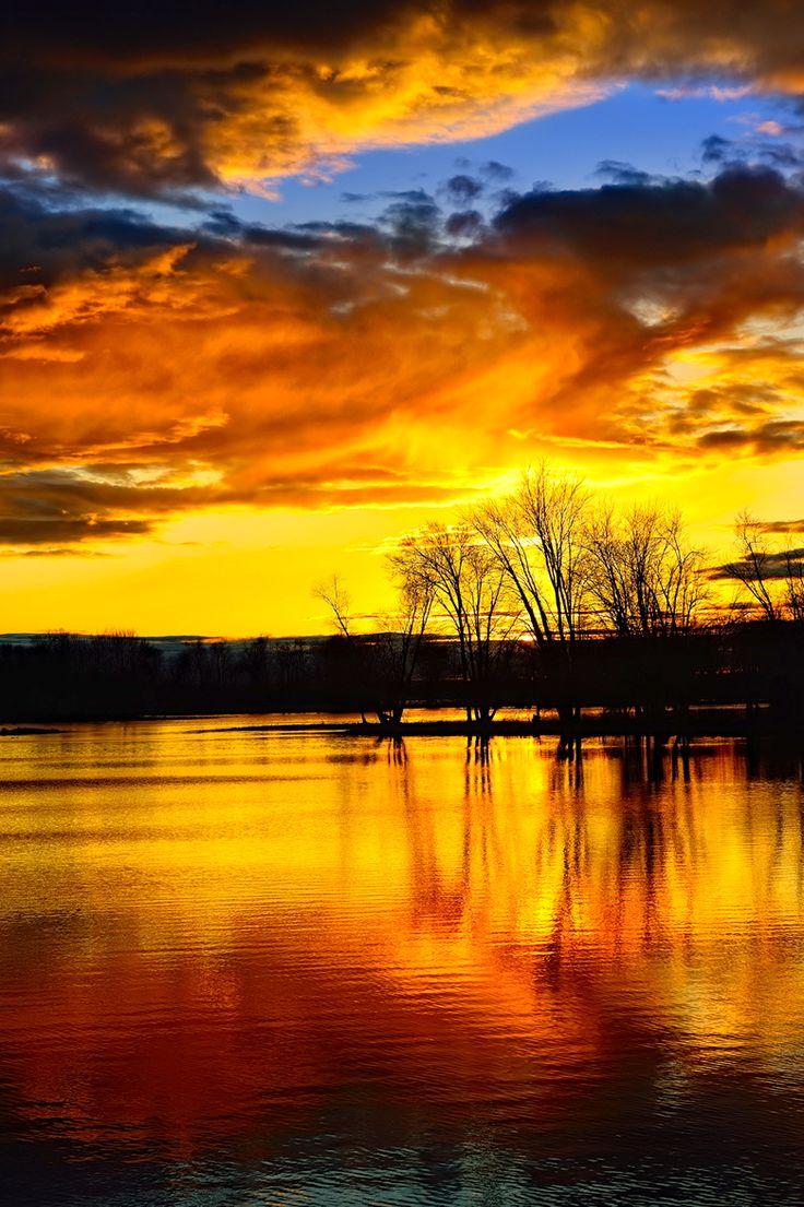 ✯ Sunset at Petrie Island, Ottawa, Ontario