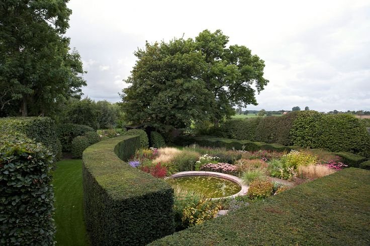 17 Best Images About Piet Oudolf Private Gardens On