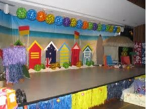 Image result for kindergarten graduation decorations