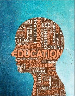 Educación salva.