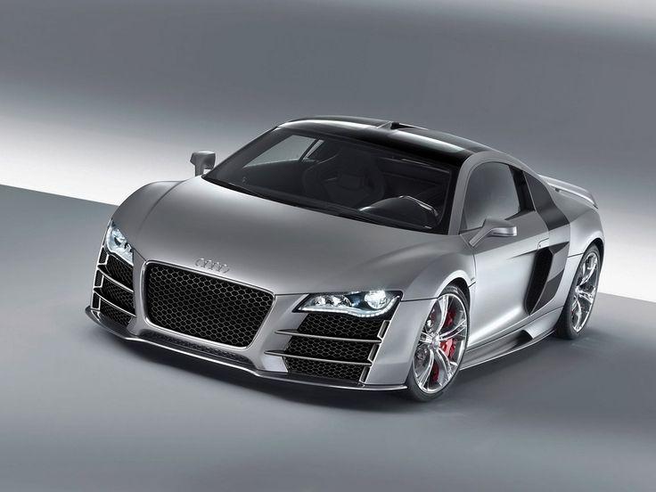 2008 Audi R8 V12 TDI Concept. #cars #sportscars #Audi #AudiR8V12TDI #ConceptCars