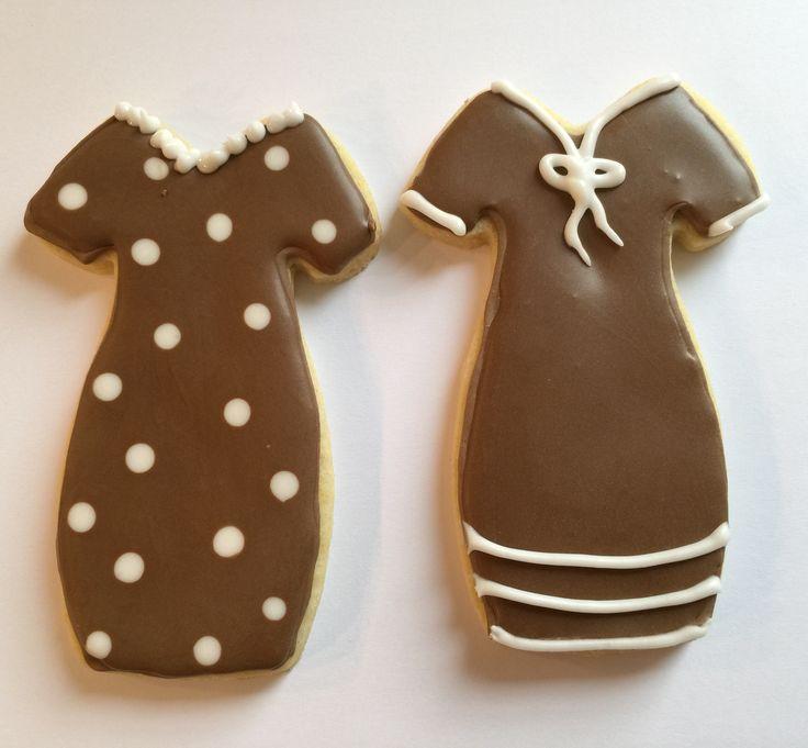 Vaniljekjeks Vanilla Cookie Dress