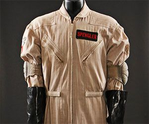 Original Ghostbusters Jumpsuit . Own a piece of cinematic history when you purchase one of the original Ghostbusters jumpsuits. Your collect...