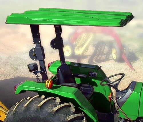 John Deere Tractor Canopy John Deere Tractor Canopies John deere Tractor Sunshades John & The 25+ best Tractor canopy ideas on Pinterest | Lean design ...