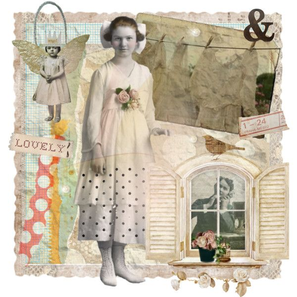 Collage by pyonn on Polyvore featuring art