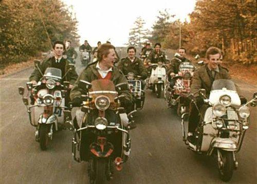 Quadrophenia (1979) - Filmed in Brighton just along the coast from Wemoto in Southwick!