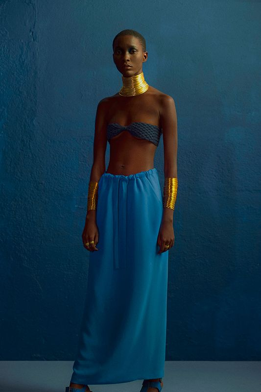 Clam Magazine #28  Muse: Mahany Pery Photography: Adriano Damas
