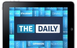 News Corp. is axing The Daily, its stab at a tablet-based daily newspaper.