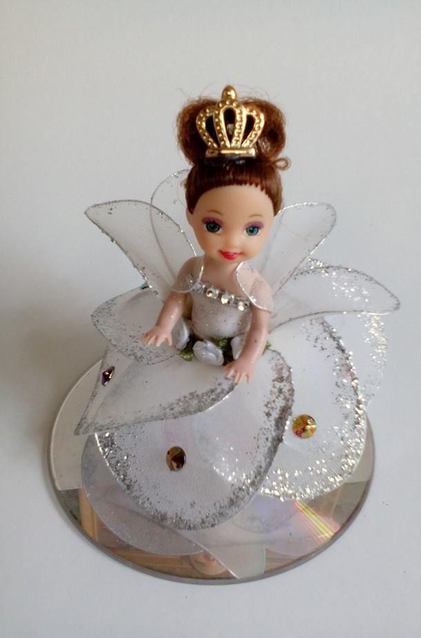 CUte Baby Doll in Fairy Dress