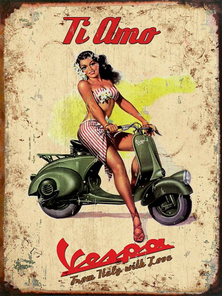 50 best ANTIQUE MOTORCYCLE POSTERS. images on Pinterest ...