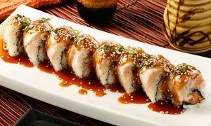 Groupon - $ 16 for $30 Worth of Japanese Dinner for 2 or More at Samurai Japanese Steakhouse and Sushi Bar  in John Barrow. Groupon deal price: $16