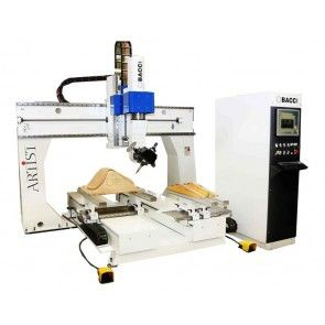 Bacci Master 2600 6 Axis CNC Router for Furniture