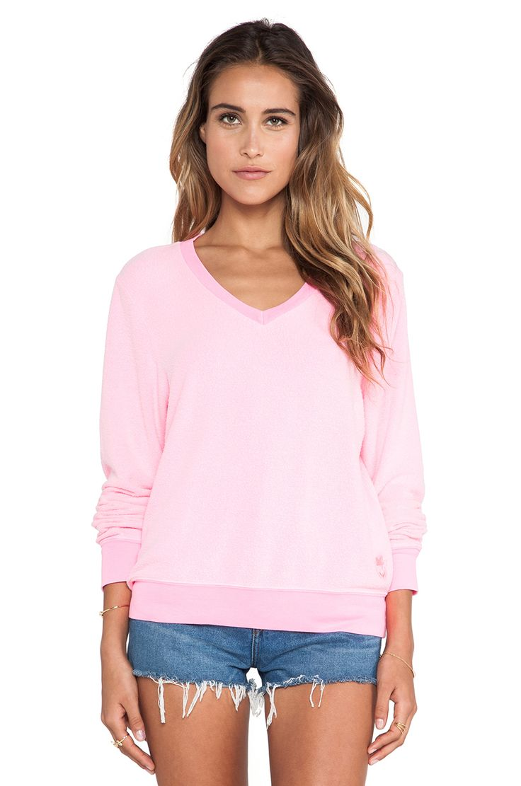 97 Best Weekend Wear Images On Pinterest Fall Winter Torch Tshirt Women Pink Fuchsia L Wildfox Couture Baggy Beach Long Sleeve V Neck In Party Girl